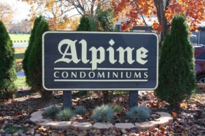 Alpine Condominiums, Ann Arbor