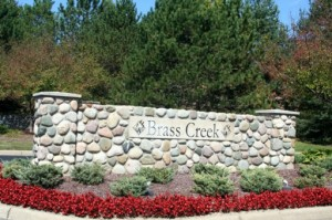 Brass Creek Subdivision, Dexter MI Real Estate