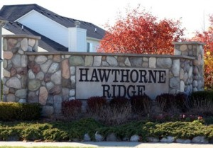 Hawthorne Ridge Subdivision Ann Arbor Neighborhood