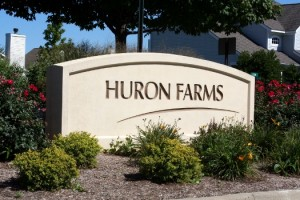 Huron Farms Subdivision, Dexter MI Neighborhood
