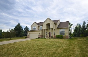 3980 Highlander Way West, Ann Arbor MI Lake Forest Highlands