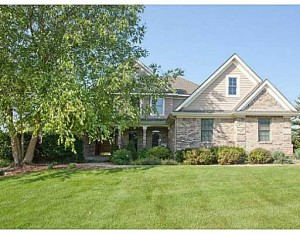 7656 Beebalm Court, Dexter MI Real Estate Listing at Brass Creek