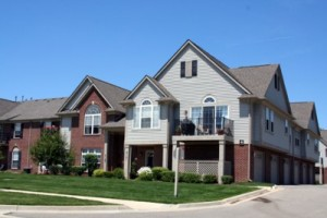 Rosewood Village Condos, Ypsilanti with Ann Arbor Schools and Pittsfield Township Taxes