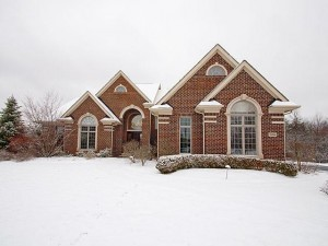 2096 Whispering Woods, Ann Arbor Luxury Real Estate Listing at Walnut Ridge