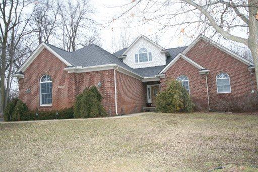 3746 Creekside Court, Ann Arbor MI Home for Sale at Tanglewood Sub