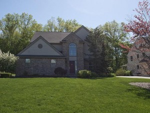 4525 Augusta Court, Ann Arbor MI Real Estate at Stonebridge Estates
