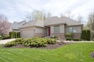Hawthorne Way, Saline MI Home for Sale at Wildwood Subdivision