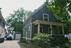 617 S. First Street, Ann Arbor Real Estate Listing on the Old West Side