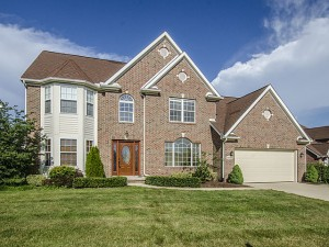 3733 Barry Knoll, Ann Arbor MI Real Estate Listing at Briar Hill