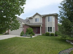 5963 Cedar Ridge Drive, Ann Arbor MI Real Estate Listing for Sale at Arbor Pointe
