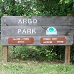 Entrance to Agro Park