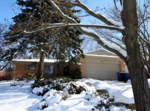 927 Lennox, Ann Arbor MI Real Estate Listing and Home for Sale