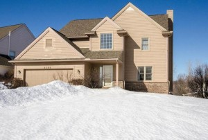 2508 Big Sky Court, Ann Arbor MI Home for Sale at Lake Forest Highlands