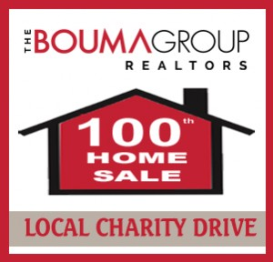 100th home sale