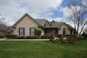4741 Sawgrass Drive, Ann Arbor MI Home for Sale at Links at Stonebridge
