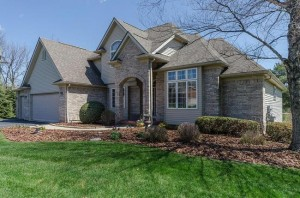 4884 Troon Court, Ann Arbor MI Home for Sale at Loch Alpine