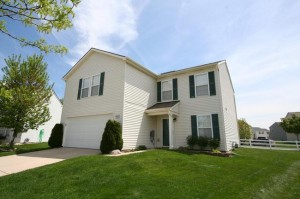 8217 Cypress Way, Dexter MI Home at Thornton Farms