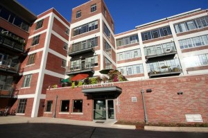 315 Second St. #404, Ann Arbor MI 48103 Condo at Liberty Lofts