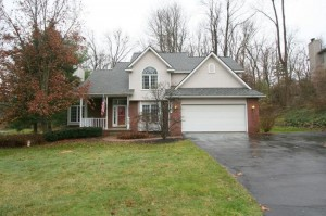 8140 Northridge, Brighton MI Home for Sale at Knollwood Hills