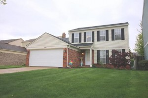 3066 Ailsa Craig, Ann Arbor MI Home for Sale at Turnberry