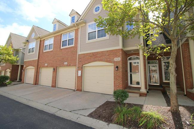 3134 Asher, Ann Arbor MI 48104 Condo for Sale at Berkshire Creek