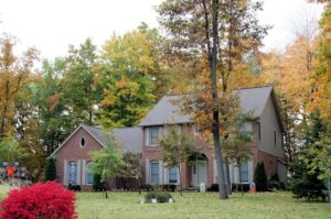 Kelli Meadows, Saline MI Subdivision of Custom Homes