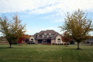 Walsh Farms Subdivision, Dexter MI Neighborhood