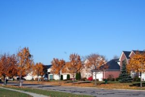 Crystal Creek subdivision Ann Arbor MI neighborhood
