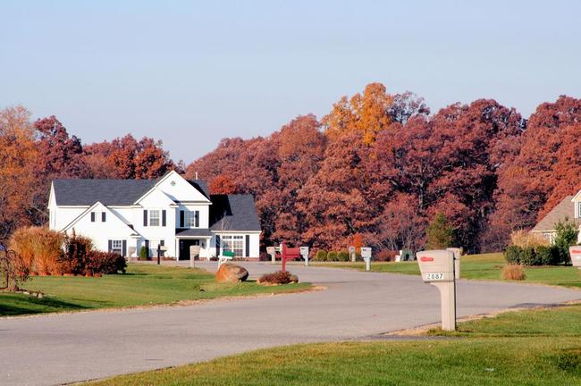 Island Hills Estates Subdivision, Dexter MI Neighborhoos