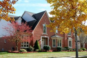 Vintage Valley Subdivision, Canton MI Neighborhood of Upscale Homes