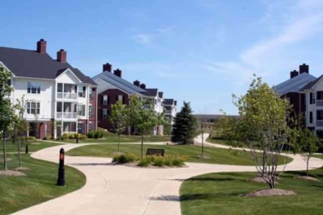 Summerfield Glen condominium, Ann Arbor, MI