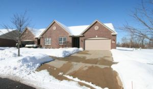 6098 Schuss Crossing, Ypsilanti MI at Aspen Ridge Village