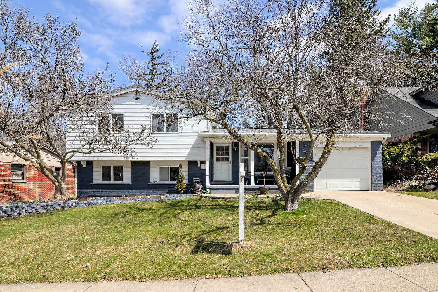 2609 Lillian, Ann Arbor MI Home for Sale at Forestbrooke