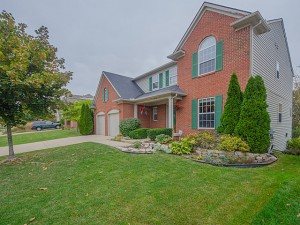 1809 Harley Drive, Ann Arbor Real Estate Listing at Meadowinds Subdivision